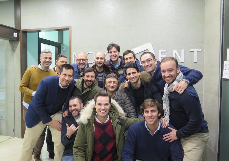 13-14 de diciembre 2019 Madrid. Curso de Regeneración Ósea 3D en Noxadent con la colaboración del Dr David González.
