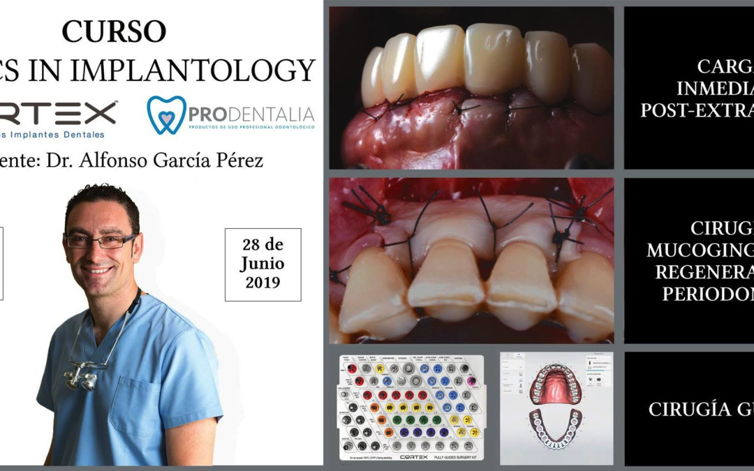 Curso Topics in implantology