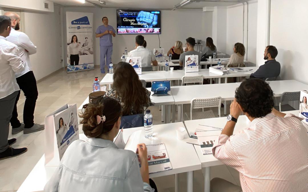 Curso en Madrid de implatología digital Cortex